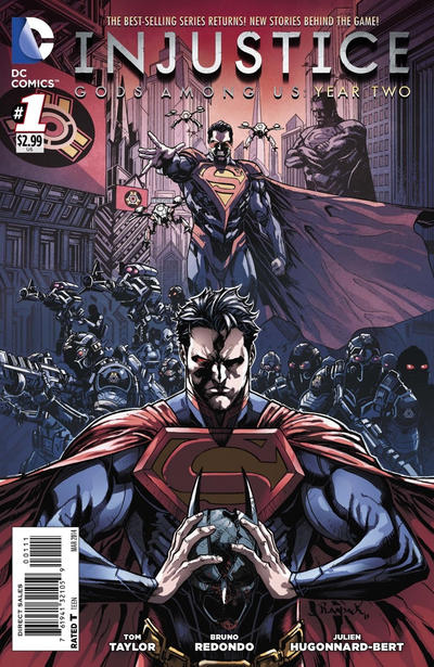 Injustice: Year Two Vol 1 1