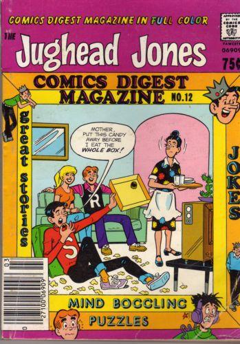 Jughead Jones Comics Digest Vol 1