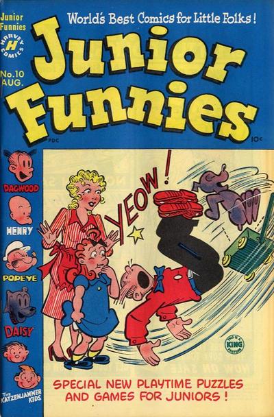 Junior Funnies Vol 1