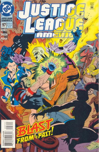Justice League America Vol 1 97