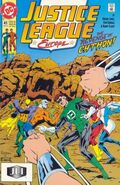 Justice League Europe Vol 1 41