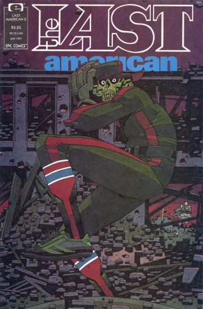 Last American Vol 1 2