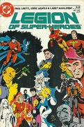 Legion of Super-Heroes Vol 3 9