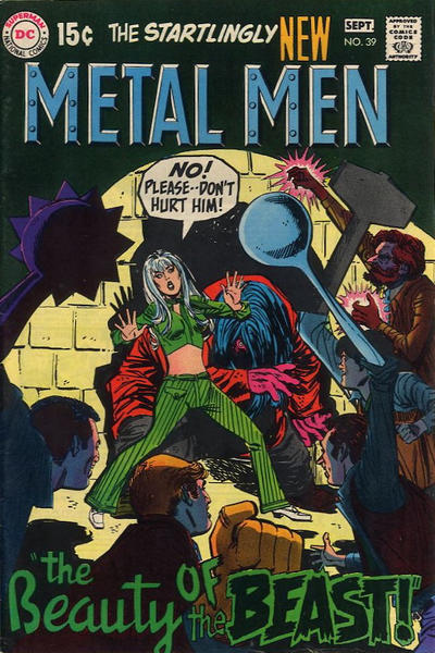 Metal Men Vol 1 39