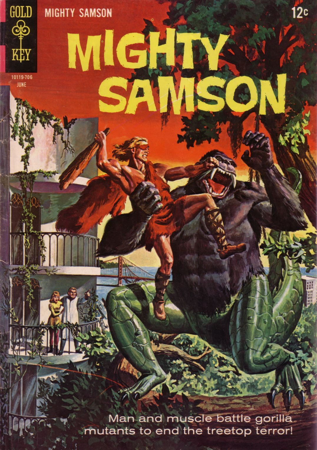 Mighty Samson Vol 1 10