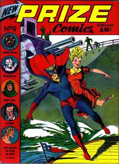 Prize Comics Vol 1 9