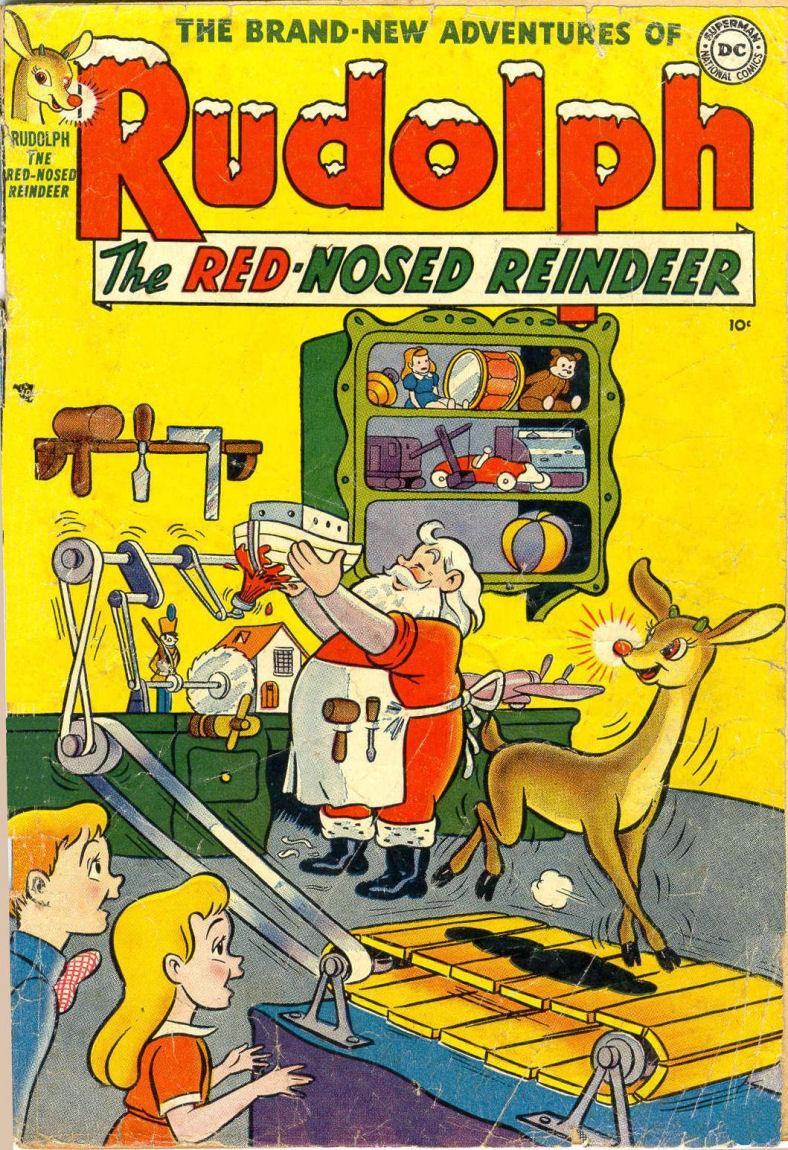 Rudolph the Red-Nosed Reindeer/Covers
