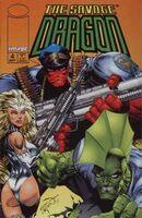 Savage Dragon Vol 1 4