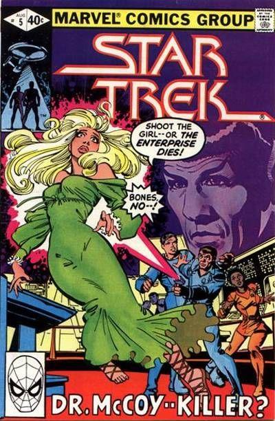 Star Trek (Marvel) Vol 1 5