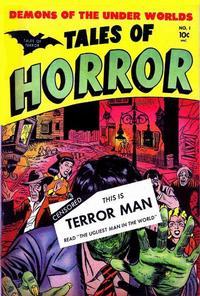 Tales of Horror Vol 1
