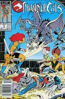 ThunderCats Vol 1 17 Newsstand