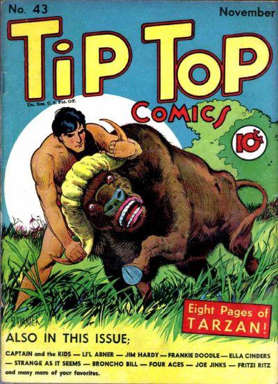 Tip Top Comics Vol 1 43