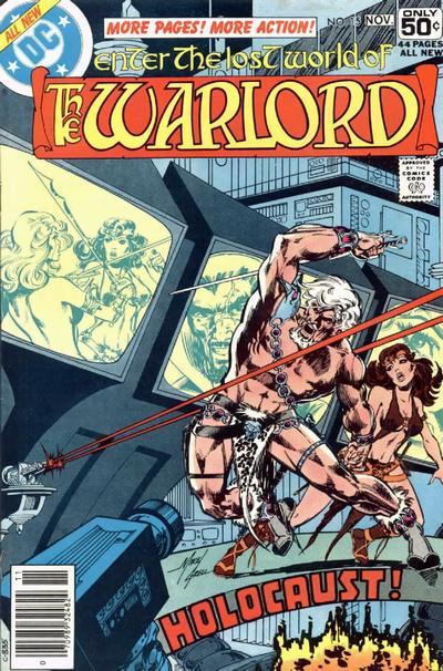 Warlord Vol 1 15