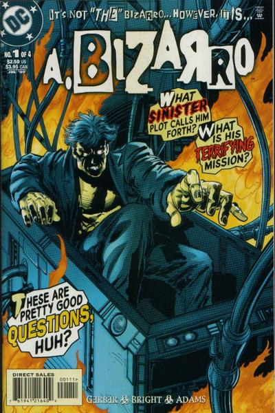A. Bizarro Vol 1 1