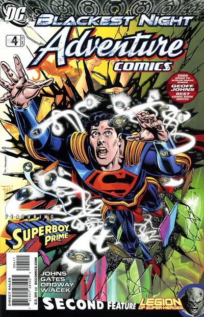 Adventure Comics Vol 2 4
