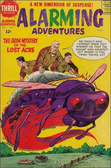 Alarming Adventures Vol 1