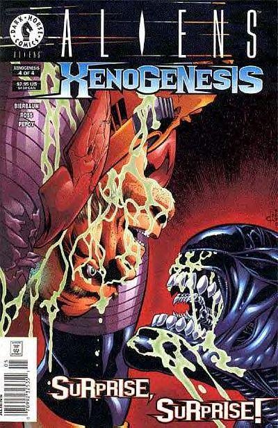 Aliens: Xenogenesis Vol 1 4