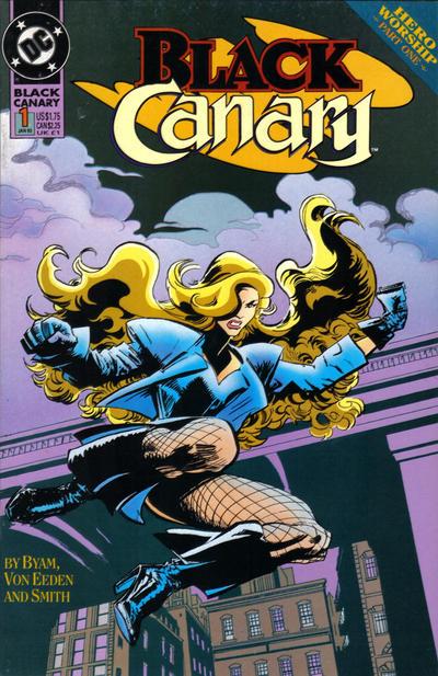 Black Canary Vol 2 1