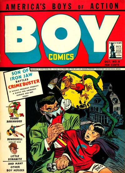 Boy Comics Vol 1 6