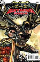 Bruce Wayne The Road Home Batman and Robin Vol 1 1