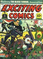 Exciting Comics Vol 1 27