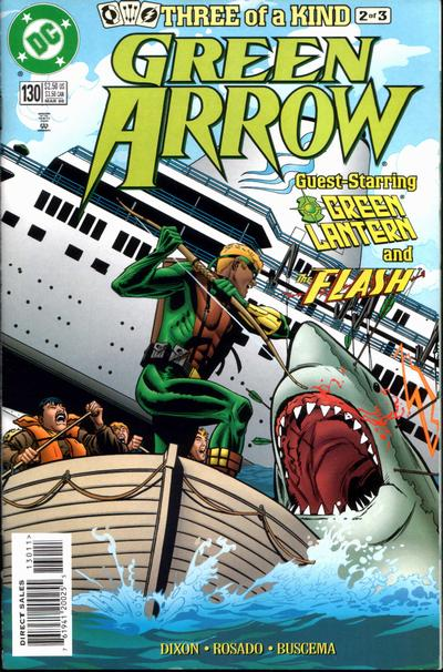 Green Arrow Vol 2 130