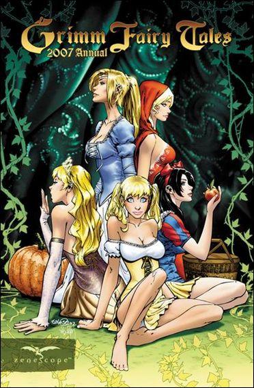 Grimm Fairy Tales Annual Vol 1 1