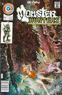 Monster Hunters Vol 1 2