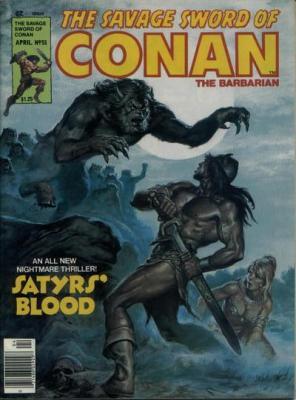 Savage Sword of Conan Vol 1 51