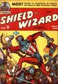 Shield-Wizard Comics Vol 1 9