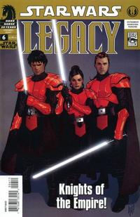 Star Wars: Legacy Vol 1 6
