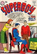 Superboy Vol 1 63