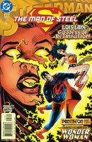 Superman Man of Steel Vol 1 127