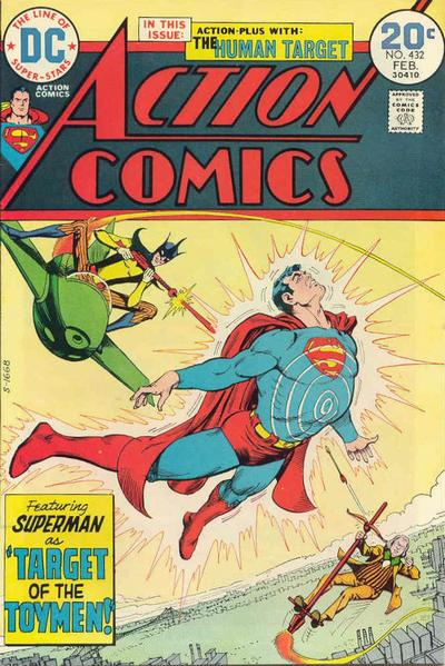 Action Comics Vol 1 432