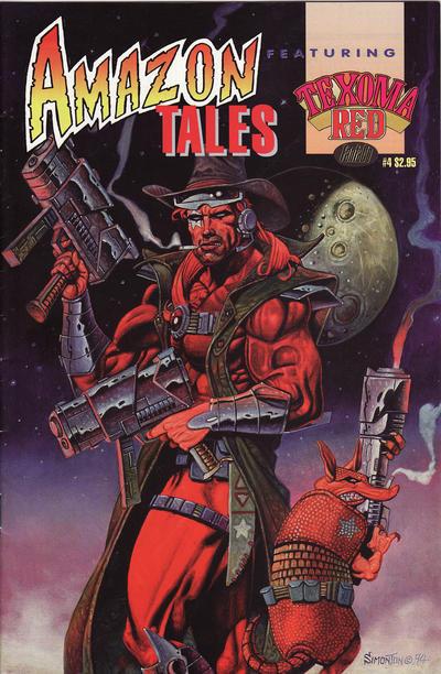 Amazon Tales Vol 1 4