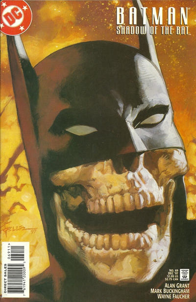 Batman: Shadow of the Bat Vol 1 69