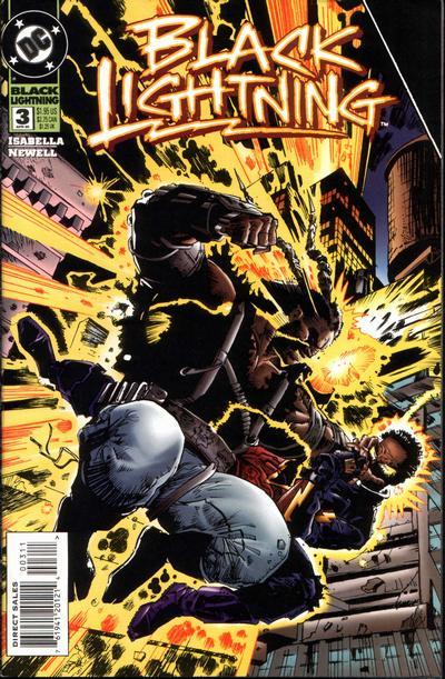 Black Lightning Vol 2 3