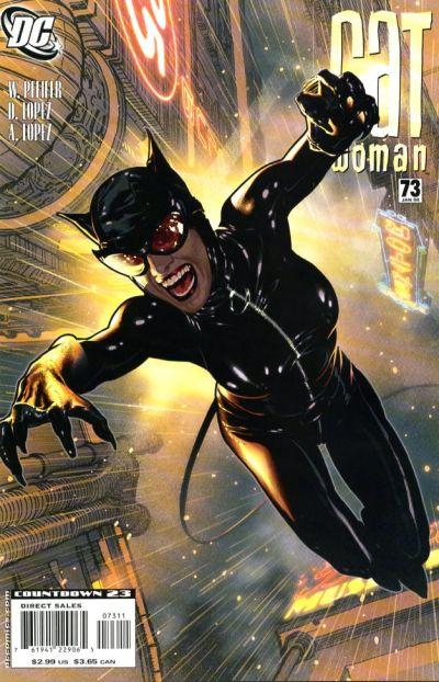 Catwoman Vol 3 73