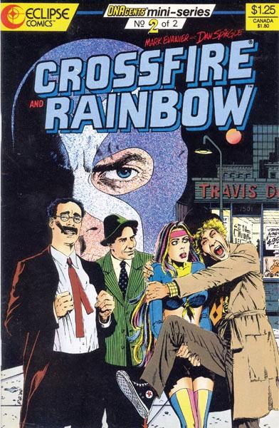 Crossfire & Rainbow Vol 1 2