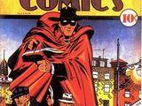 Crimson Avenger (Lee Travis)