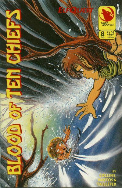 Elfquest: Blood of Ten Chiefs Vol 1 8