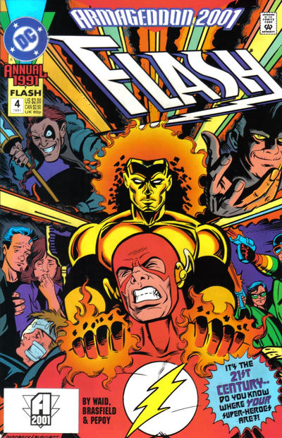 Flash Annual Vol 2 4