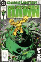 Green Lantern Emerald Dawn Vol 1 5