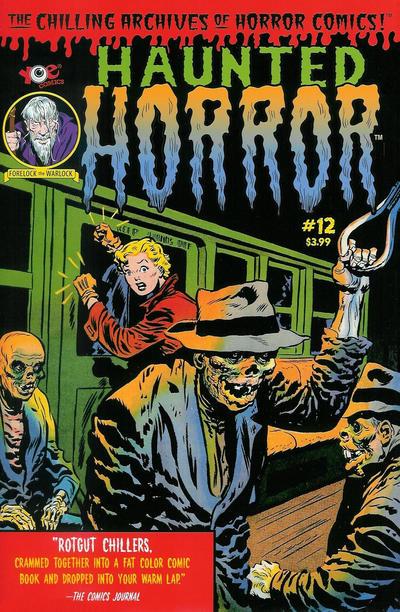 Haunted Horror Vol 1 12