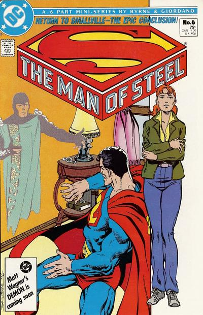 Man of Steel Vol 1 6