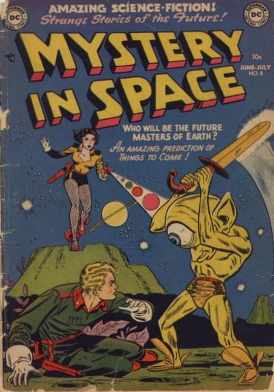 Mystery in Space Vol 1 8