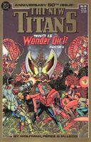 New Teen Titans Vol 2 50