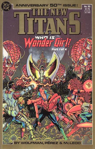 New Titans Vol 1 50