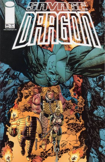 Savage Dragon Vol 1 71