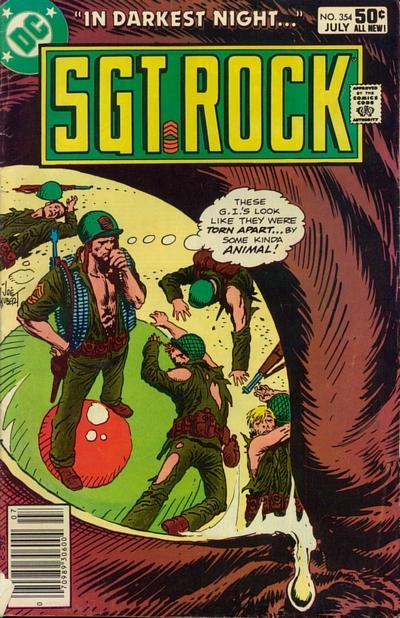 Sgt. Rock Vol 1 354